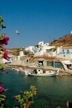 Kimolos, close to the island Milos in Greece / Kimolos, nära Milos i Grekland Dream Vacations, Vacation Spots, Places To Travel, Places To See, Myconos, Places In Greece, Greek Isles, Greece Islands, Greece Travel