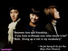 Boys Over Flowers quotes : Gu Jun Pyo (Lee Min Ho) Boys Over Flowers quotes : Gu Jun Pyo (Lee Min Ho) The post Boys Over Flowers quotes : Gu Jun Pyo (Lee Min Ho) appeared first on Diy Flowers. Korean Drama Stars, Korean Drama Quotes, K Quotes, Movie Quotes, Strong Quotes, Drama Film, Drama Movies, Boys Before Flowers, Lee Min Ho Boys Over Flowers