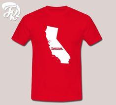 The California Home Design Men or Unisex T-Shirt