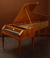 So Faithful a Heart: Things: Mozart's Fortepiano