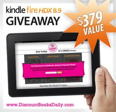 discount Books Daily are giving away a Kindle fire HDX + a Colleen Hoover Book Bundle and I want to win! Colleen Hoover, Amazon Card, Amazon Gifts, Essential Oil Set, Fire Book, Kindle, Books To Read, Reading, Nooks