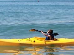 Small paddler in Salerno
