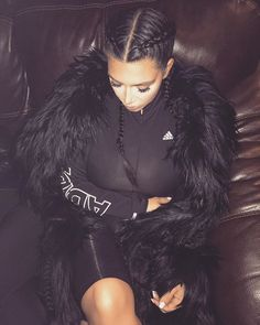 Kim Kardashian's post-baby style is as formfitting as her pregnancy style!