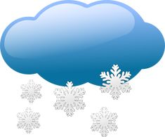 Free Image on Pixabay - Cloudy, Weather, Snow, Snowing Weather Snow, Cloudy Weather, Wild Weather, Weather Seasons, Cold Clipart, Winter Clipart, National Weather, Christmas Frames, Kids Corner