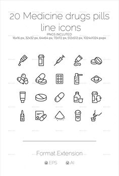 Buy 20 Medicine Drugs Pills Line Icon by on GraphicRiver. Set of 20 Medicine Drugs Pills Line Icon suitable for UI, web, infographics, and apps. One Line Tattoo, Line Tattoos, Cool Tattoos, Stick Poke Tattoo, Stick N Poke, Dainty Tattoos, Small Tattoos, Self Made Tattoo, Tatoo