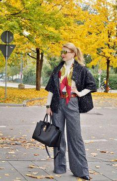 Goldener Herbst in München