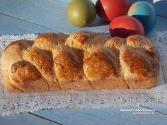 Húsvéti sós gluténmentes kalács Egy igazi húsvéti klasszikus recept a sós kalács. Mi is elkészítettük gluténmentes változatban. Sós gluténménmentes kalács a húsvéti asztalra!