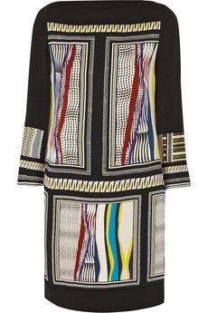 Diane von Furstenberg Jocelyn printed silk-jersey dress   NET-A-PORTER