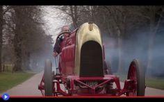 La Bestia di Torino che sconvolge la campagna inglese #auto #guida #record #inghilterra #italia