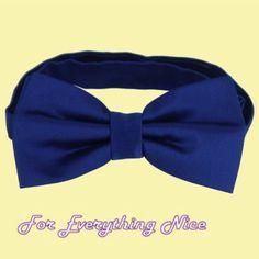 Navy Blue Formal Groomsmen Groom Wedding Mens Neck Bow Tie