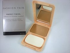 Fashion Fair Perfect Finish Cream to Powder Makeup Bronze A487 048oz135g NEW in BOX *** Find out more about the great product at the image link.