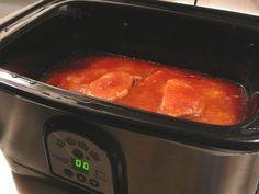 Côtelettes de porc à la mijoteuse - Chroniques Gourmandes