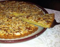 Almond Tart - Tarte de Amendoa