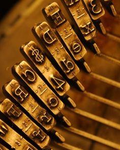 typewriter by elsie