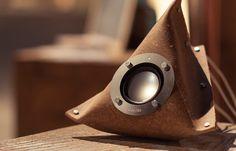 Giacinto Loudspeaker on Behance