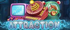 Neuer Beitrag Attraction hat sich auf CASINO VERGLEICHER veröffentlicht  http://go2l.ink/1Gqk  #Attraction, #AttractionNetent, #AttractionSlot, #NetEnt, #OnlineSlots, #SlotSpiele
