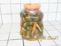 Pepeni la otet Conservation, Pickles, Cucumber, Food, Canning, Salads, Meal, Essen, Pickling