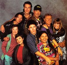 Northern Exposure - This show inspires me to wear pleated pants, go to the mountains, and philosophize!