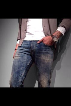 Pauw luxury Denim S/S
