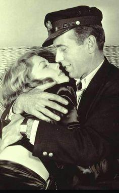 Bacall &Bogart 4ever  l♥ve