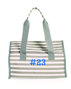Great things often come in small packages - especially when The Stackini Tote is concerned! You can also check out our Stack Tote for larger item storage and organization needs.