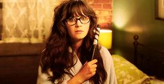 Zooey Deschanel Says That Whole 'Adorkable' Thing Was Just A Marketing Scheme