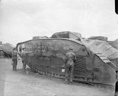 """22/6/18 """"erin"""" British Soldier, British Army, Ww1 Tanks, Ww1 History, The Great, Armored Fighting Vehicle, Lest We Forget, World War I, Wwi"""