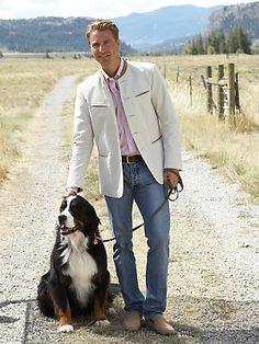 Gorsuch & Bernese Pup