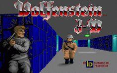 Wolfenstein 3D gets free web version on 20th birthday