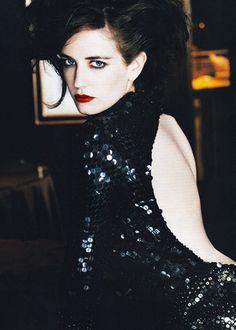 Eva Green the seductress
