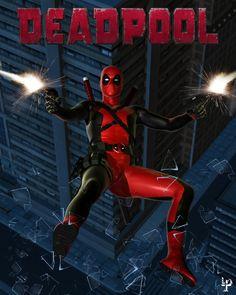 #Deadpool #Fan #Art. (Deadpool) By:Leroysquab. (THE * 5 * STÅR * ÅWARD * OF: * AW YEAH, IT'S MAJOR ÅWESOMENESS!!!™)[THANK Ü 4 PINNING!!!<·><]<©>ÅÅÅ+(OB4E)