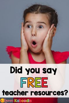 If you are looking for engaging, easy to use activities for your students that are FREE, you are in the right place!  You will find language arts and social emotional teaching materials that you can use in your classroom right now.  http://www.kirstenskaboodle.com