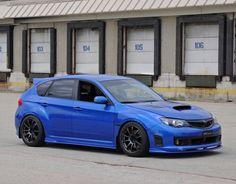 Subaru Wrx Sti Hatchback Oh Doctor Impreza Hatch