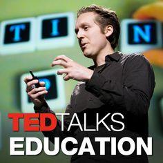 Ta en titt på det här häftiga avsnittet: https://itunes.apple.com/se/podcast/tedtalks-education/id470623037?mt=2&i=162126403