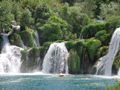 Krka National Park,  21 incomparable landscapes around the world