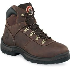 Irish Setter Men's 6 in. Steel Toe Hiker Boots by Red Wing 83608 Fashion Boots, Mens Fashion, Fashion Vest, Steel Toe Work Boots, Irish Setter, Shoe Boots, Shoes, Brown Boots, Leather Boots