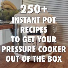 250+ Instant Pot rec