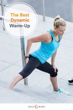 The Dynamic Warm-Up You Aren't Doing (But Should!)