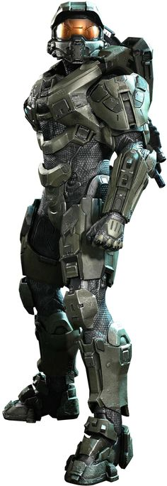 Halo 4 - Master Chief (John-117) by Lopez-The-Heavy.deviantart.com on @DeviantArt
