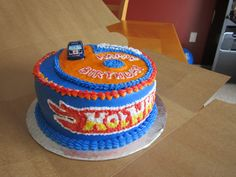 Hot Wheels Cake (the flame) - Cake Decorating Community - Cakes We ...