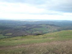 A view from Malvern Hills
