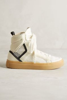 Adidas by Stella McCartney High-Top Sneakers - anthropologie.com #anthrofave