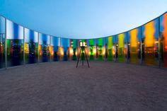 Olafur Eliasson / panoramic awareness pavilion, 2013