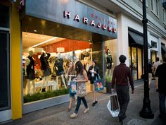 Boutique Harajuku in @Santana Row has got UH-MAZING stuff right now on their sale racks, and the best dark jeans.  (Note: make sure to buy a size down.. oh and sign up for our Weekend Getaway and Shopping Spree on our FB page because the winner will be shopping up a storm with their $75 credit and 15% off YEAR ROUND cards) Yup, you're welcome. #eyeonasweeps @boutiqueharajuku