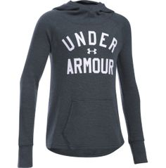 Under Armour Girls' Waffle Hoodie | DICK'S Sporting Goods