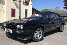 Ford Capri, Car, Vehicles, Black, Automobile, Black People, Autos, Cars, Vehicle