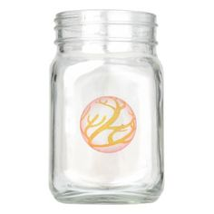 3D Sphere Eastern Design Mason Jar - mason jars gifts ideas presents