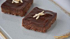 Raw Brownie (Pişmeyen Brownie)