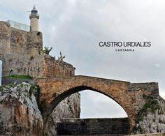 Castro Urdiales,  #Cantabria #Spain