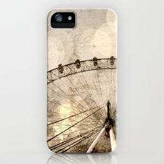 London Eye iPhone & iPod Case by Anna Delores - $35.00